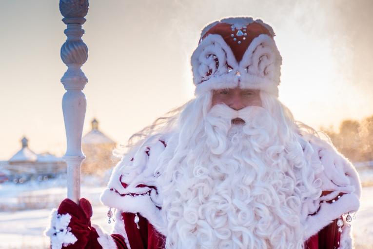 В прямом эфире Детского радио прошел «Радиоутренник с Главным Дедом Морозом»