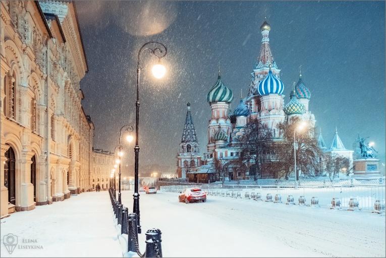 Как необычно провести новогодние каникулы в Москве?