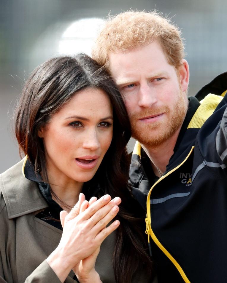 Принц Гарри и Меган Маркл покидают Канаду