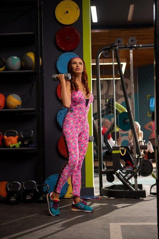 Как Эвелина Бледанс готовилась к съемкам в сериале «Фитнес»?