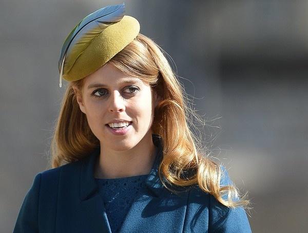 Принцесса Беатрис отказалась от свадебных подарков
