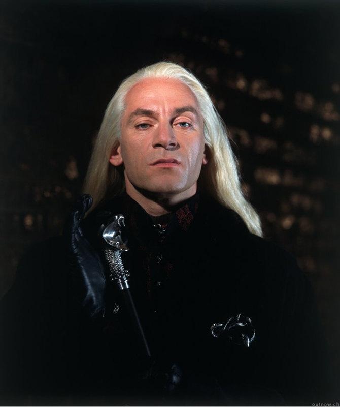 Как сейчас выглядит актер, сыгравший отца Драко Малфоя