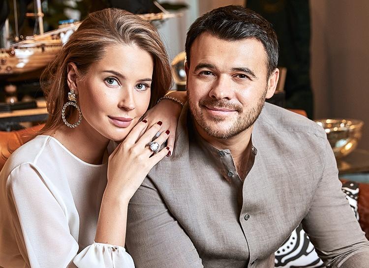Супруга Эмина Агаларова прокомментировала развод