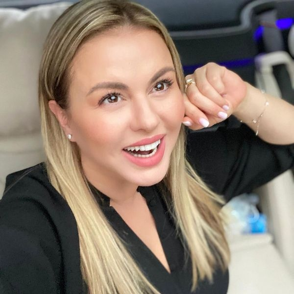 Анна Семенович поделилась подробностями съемок в новом сериале