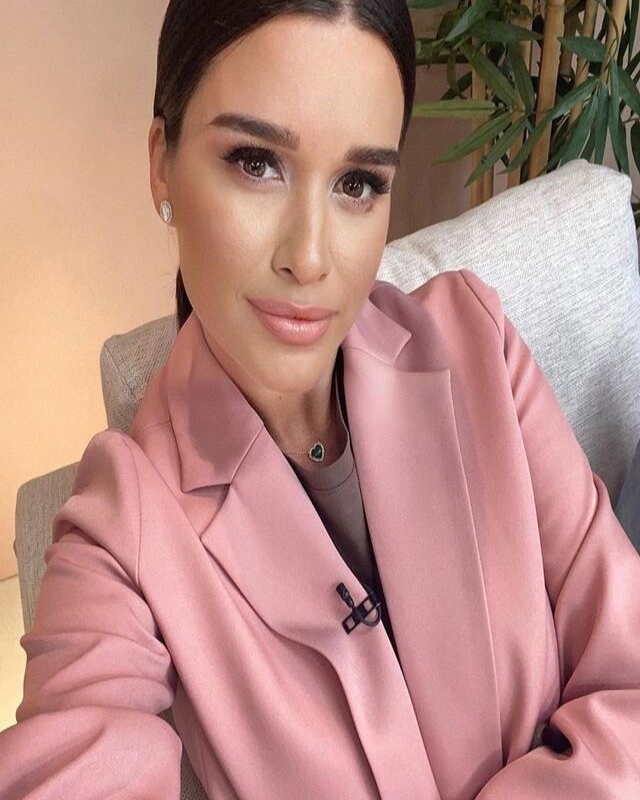 Ксения Бородина посоветовала не встречаться с ревнивыми мужчинами