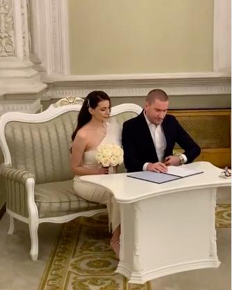 Олег Винник женился во второй раз