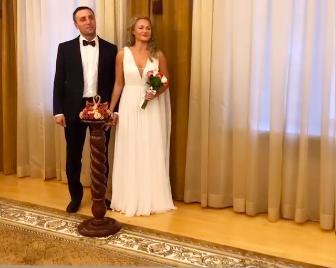 Актриса Валерия Минина вышла замуж