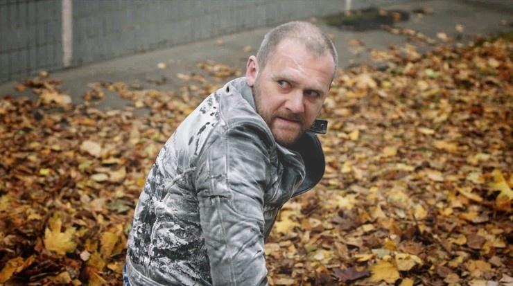 Денис Шведов дал интервью о работе и жизни