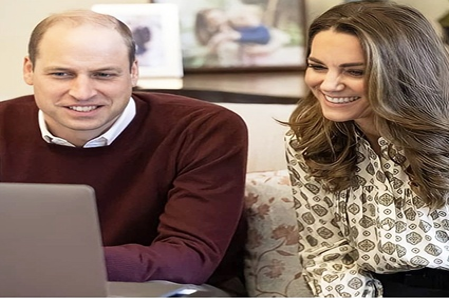 Кейт Миддлтон и принц Уильям обсудили трудности отцовства