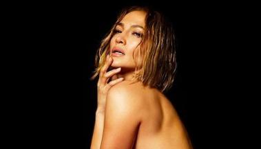 Дженнифер Лопес показала очень страстную обложку к новому треку