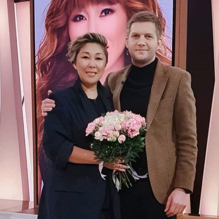 Анита Цой и Борис Корчевников обсудили перенесенный ими коронавирус
