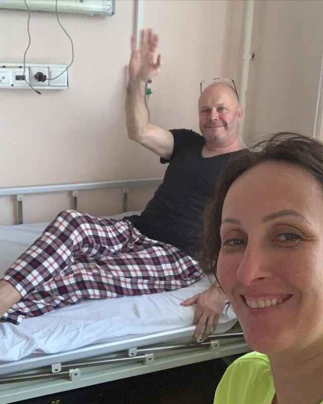 Алексей Кортнев стал донором плазмы