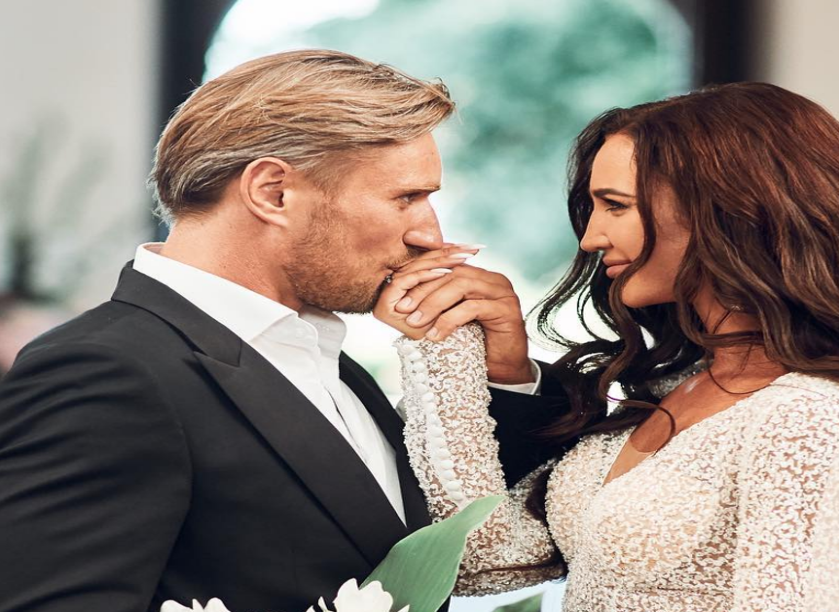 Экс-возлюбленный Ольги Бузовой женился