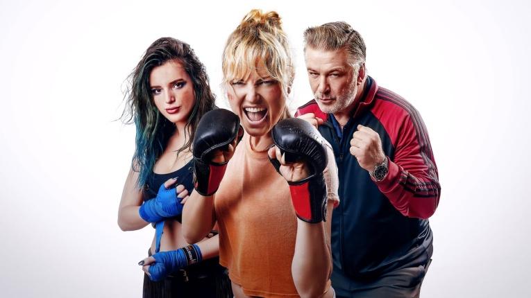 Комедия «В ринге только девушки» выйдет в прокат при партнерстве Comedy Radio