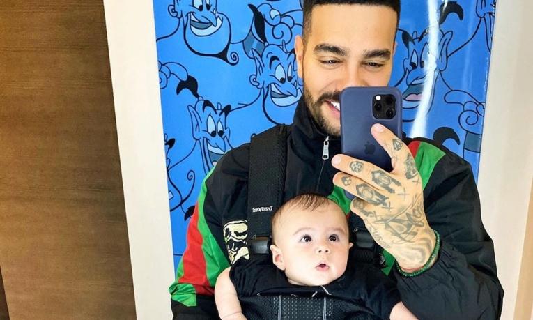 Тимати умилил поклонниц трогательным видео с сыном