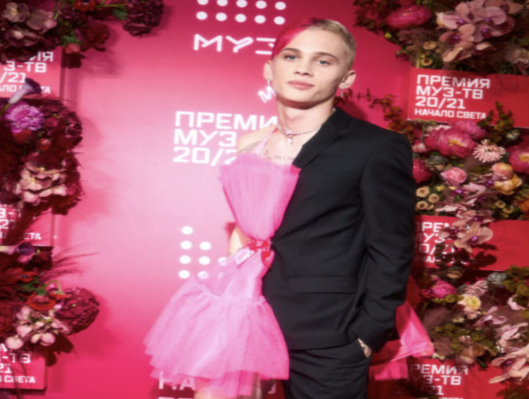Тимати прокомментировал платье Дани Милохина