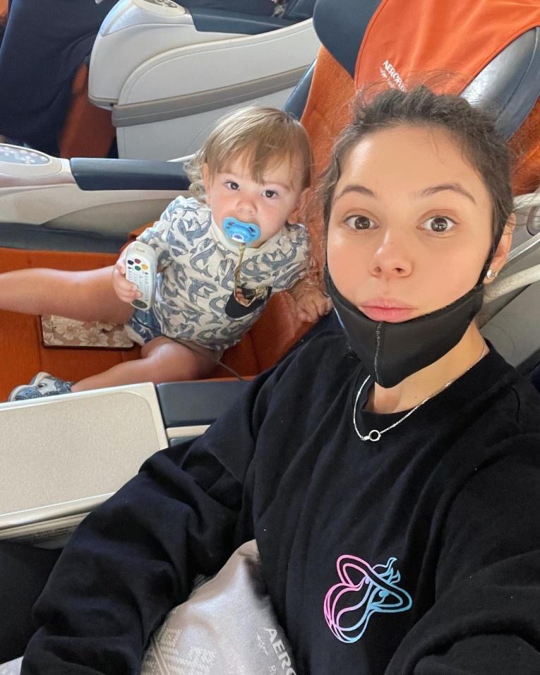 Летний бэби-бум: новые фото знаменитостей с подросшими детьми