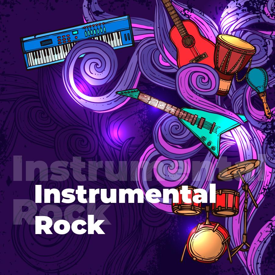 Станция Instrumental Rock на 101.ru