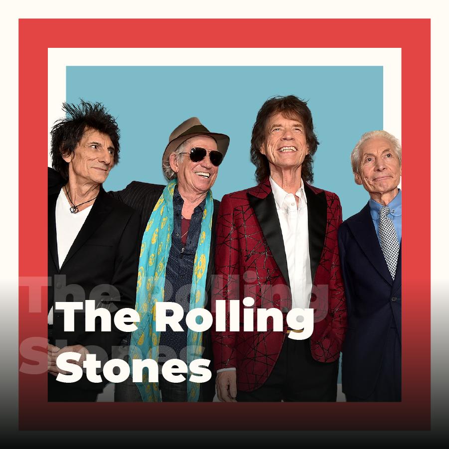 Станция The Rolling Stones на 101.ru