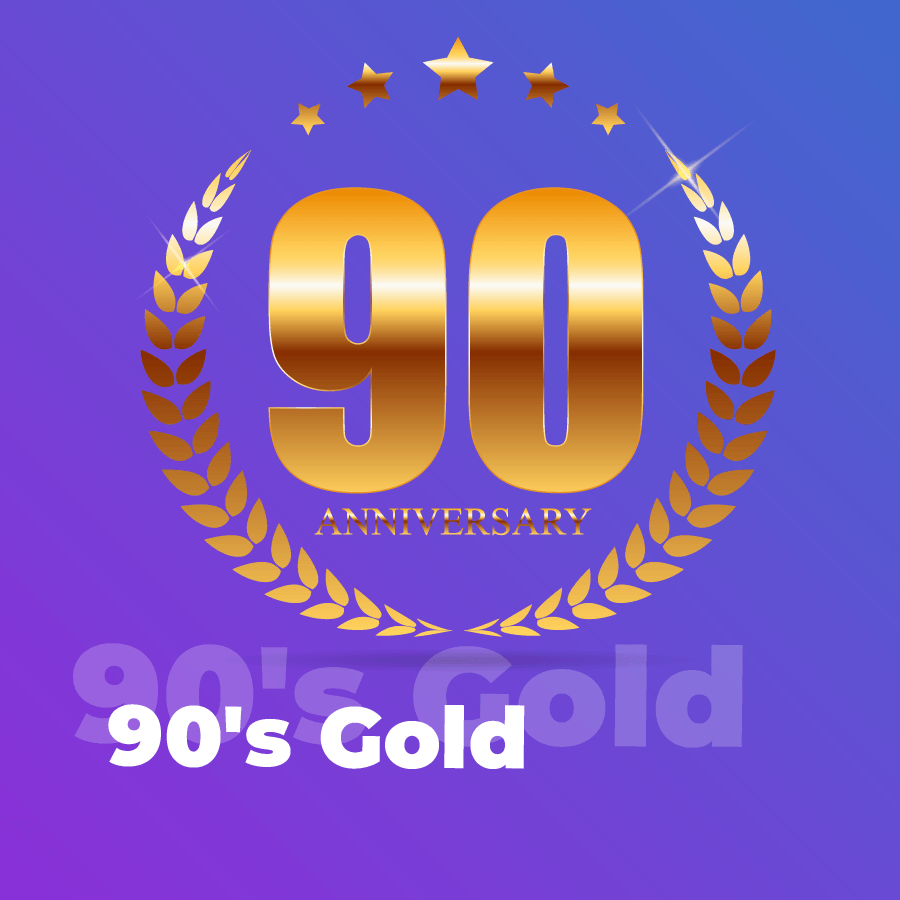 90's Gold.101