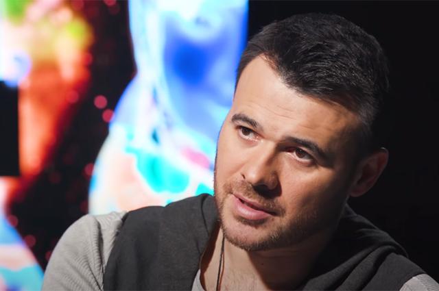 Эмин Агаларов дал интервью о личной жизни