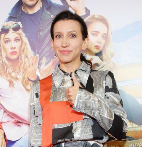 Елена Борщева дала интервью о Comedy Woman